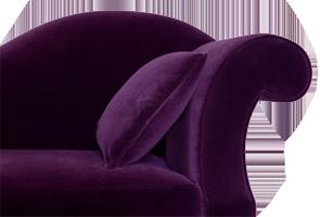 divan-lila
